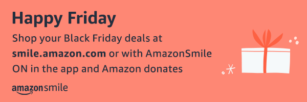 Support SNAP when you shop with amazon smile