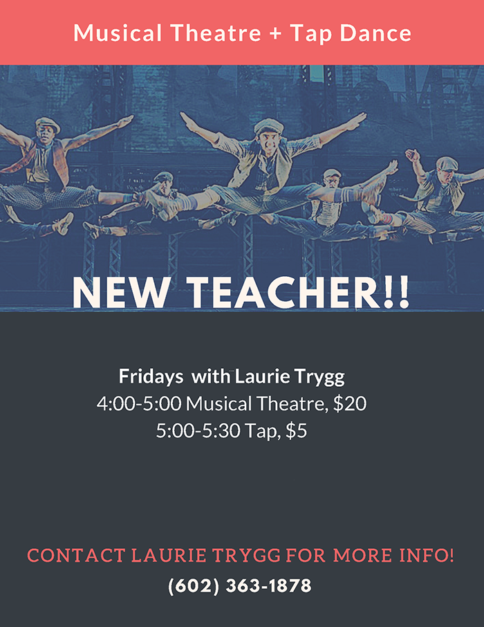 Laurie Trygg Dance